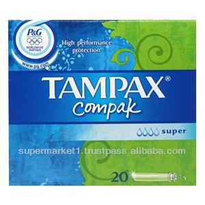 Tampon Brand Names