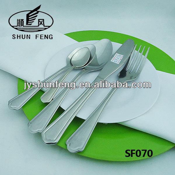 الصينية مصنع أنواع أطباق flatwares والاستعمالات