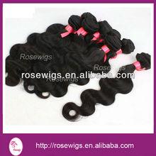 Unprocessed body wave 100% virgin indian hair,US $ 10 - 50