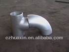 pipe fittings elbow and tee A234 CARBON STEEL ASTM A234 WPB ANSI B16.9