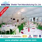Beautiful wedding ceiling drape decoration romantic tent for 1000 person
