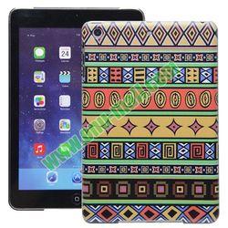 2014 Newest Tribal Style Hard Plastic Case for iPad Mini 2