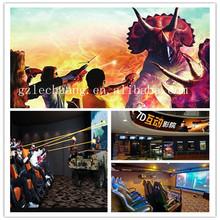 Hot business 9D cinema game machine