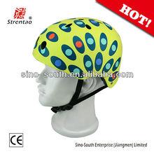 Newest custom helmet/helmet with flashing light/arai helmet open face