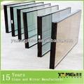 Alta qualidade 2014 nova tecnologia isolado glass_insulated painéis de vidro tamanhos padrão