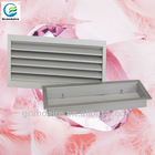 Door grille manufactured from high quality light weight corrosion resisitant aluminium HVAC