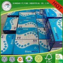80/75/70g High Quality 8.5''*11'' Copy Paper
