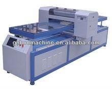 gohoo brand glass inkjet printer, phone case/metal /glass printer