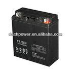 12v 17ah 20hr deep cycle battery