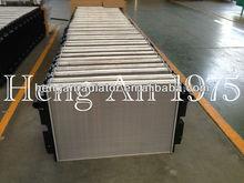 Race car aluminium radiators
