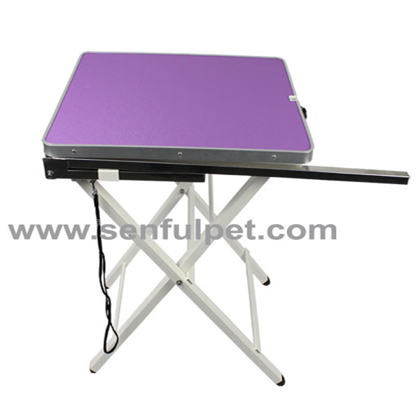 Foldable easy Pet Grooming Table
