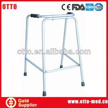 Aluminum rollator walking frames