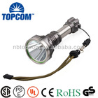 10w 5 modes cree led power rechargeable torch light TP-1847