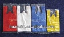 PLASTIC BAG HDPE/LDPE retail shopping plastic bag