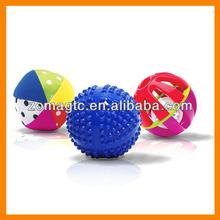 Sassy Developmental Sensory 3 Ball Set - Inspires Touch Developmental Baby Toy