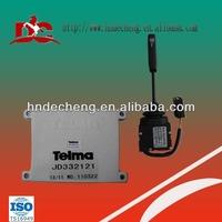 hand brake and hand brake cover for telma retarder box used