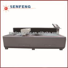 SF1325SH hobby big power die board acrylic metal laser cutting machine