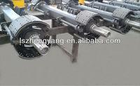 Trx suspension trainer outboard steering kessler axle