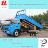 sell loading 10 tons garbage tipper truck made in China
