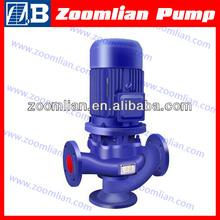 GW hot sale centrifugal inline sewage pumps price