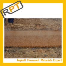 Roadphalt color orange modified bitumen