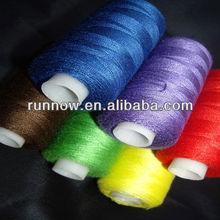 20/2/3/4, 5000 Yard Polyester Wraped Polyester Core Spun Sewing Thread Yarn Manufacturer