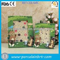 nice hot sale teddy bear photo frame