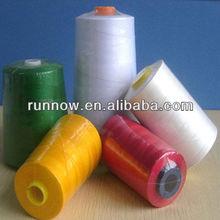 40/2/3, 5000 Yard Polyester Wraped Polyester Core Spun Sewing Thread Yarn Manufacturer