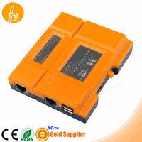 Gold Supplier RJ45 RJ11 RJ12 lan cable tester