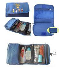 cosmetic bag makeup case ,microfiber toileltry bag