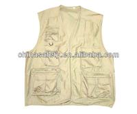 SLA-E5 Gaberdine Fishing Vest