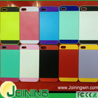 Double Colors mobile phone bumper silicon case for iphone4 iphone5
