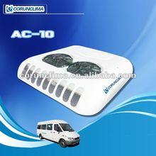 Mini Rooftop Car Portable Air Conditioner 12V for 5.5-6m Minibus & Van