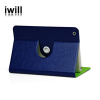 2014 alibaba wholesale 360 rotation leather tablet case cover for ipad