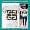 2014 fashion European Apparel printed t shirt the garmentT-Shirt,Top Tee Shirts/OEM Clothing Manufacturer