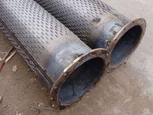 Flange coupling bridge slot colander for mineral water