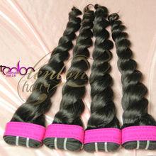 virgin double spring curl hair, virgn brazlian human double spring curl hair, indian double spring curl virgin human hair weft