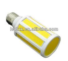 CE ROHS approval 7W 9W 25W corn LED bulb E27 B22 E14 led light