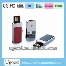 Best Quality Made In China Leather 32 GB Usb Thumb Drive