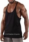 Racerback Stringer Muscle Vest. Bodybuilding Gym Stringers