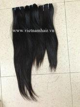 New chose Machine weft hair straight hair 100% remy hair