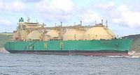 LNG/LPG Liquefied Natural Gas - Liquefied Petroleum Gas
