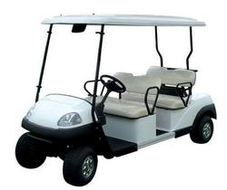four seat golf car