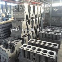 Isuzu Engine Cylinder Block