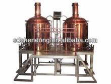 100L-500L Brewery red copper, copper brewery equipment