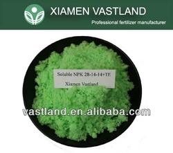 Vastland high quality npk 28-14-14 soursop fertilizer
