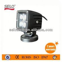 guangzhou off road motorcycle led light 2013 hot led work light h3 led high power 12v