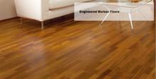 Parquet Merbau 3-Strip wood flooring