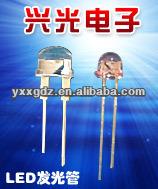 Yixing Xingguang 5mm straw hat led ultra-high brightness diode