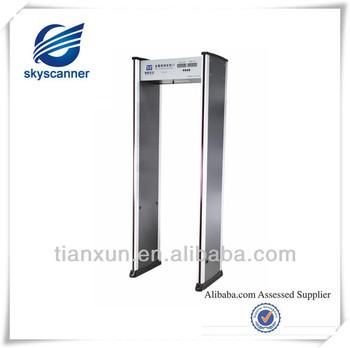 Security Gates for guns ,knife , danger metals detection